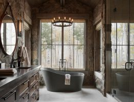 Designing bath remodel Chicago