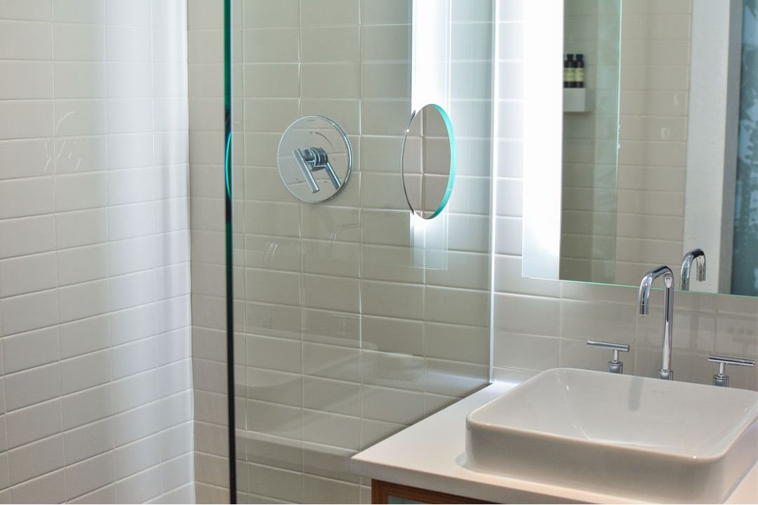 Bathroom remodeling Chicago Shower base installation
