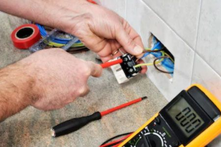 electrical outlet installation Chicago