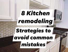 8 Strategies to avoid common kitchen remodeling mistakes Chicago
