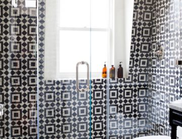 bathroom trends diverse tile texture