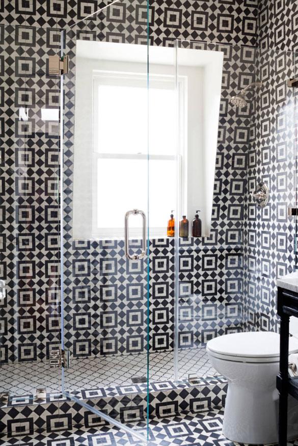 bathroom trends diverse tile texture