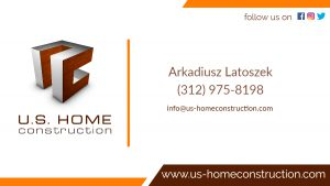 Chicago Home, kitchen and bathroom Remodeling U.S. Home Construction Inc.