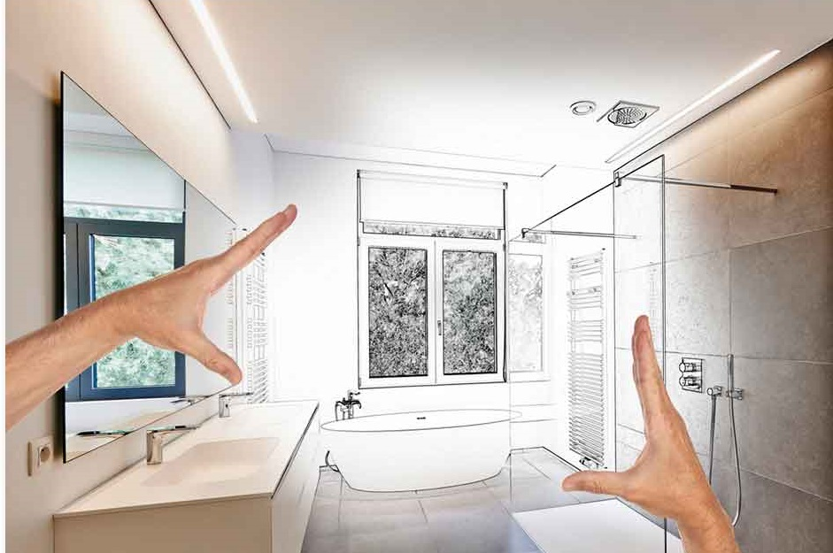 how to plan bathroom remodeling project