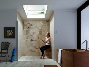 ventilate your bathroom, natural ventilation